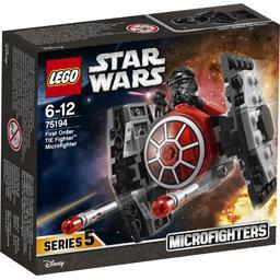 Star Wars - Microfighter chasseur TIE du premier ordre 6-12