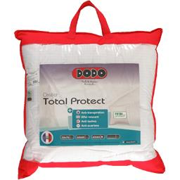 Oreiller total protect 63x63cm