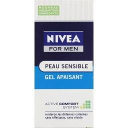 For Men - Gel apaisant peau sensible