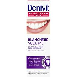 Dentifrice anti-taches Blanc & Eclat Sublime