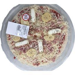 Pizza ardéchoise crue