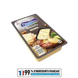 Fromage raclette 3 poivres