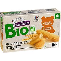 Mon Premier Biscuit BIO, dès 10 mois
