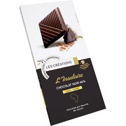 L'Insulaire chocolat noir 66% Sao Tomé
