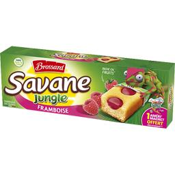 Savane - Gâteaux Jungle framboise