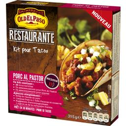 Restaurante - Kit pour Tacos porc Al Pastor medium