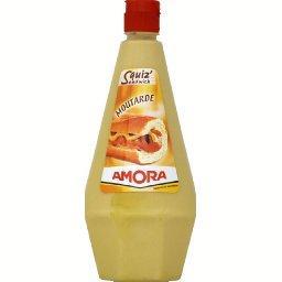 Squiz' sandwich, moutarde