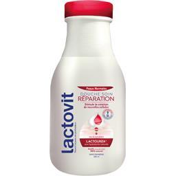Lactovit Douche soin réparation peaux extra-sèches le flacon de 250 ml