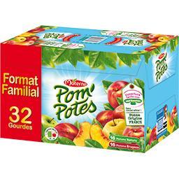 Pom'Potes - Assortiment compote pomme/spécialité de ...