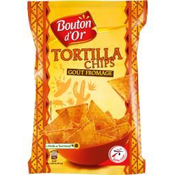 Tortilla chips goût fromage