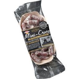 Mini saucisson sec Mini-Crocq nature
