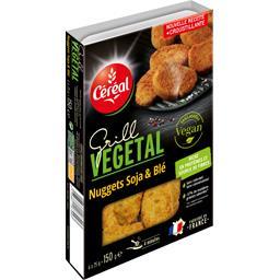 Nuggets Grill Vegetal soja & blé