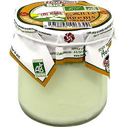 Caillé de brebis vanille BIO