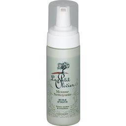Mousse nettoyante visage douceur huile d'olive aloe vera