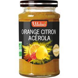 Spécialité de fruits orange citron acérola BIO