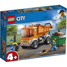 City - Le camion de poubelle