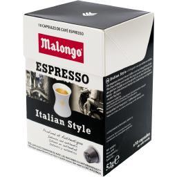 Capsules de café Espresso Italian Style