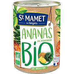 Les Vergers - Ananas BIO en morceaux