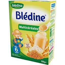 Blédine - Multicéréales, dès 6 mois