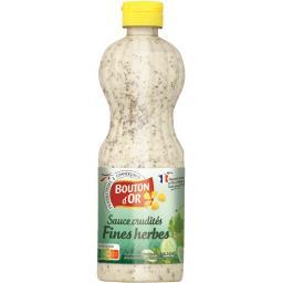 Sauce crudités aux fines herbes