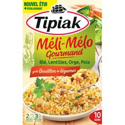 Méli-Mélo céréales et légumes secs