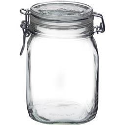 Bocaux en verre 1 L