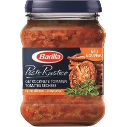 Sauce Pesto Rustico tomates séchées concassé
