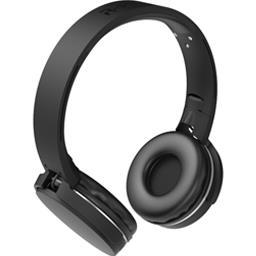 Musix Wireless Headphones Black