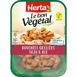 Le Bon Végétal - Bouchées grillées soja & blé