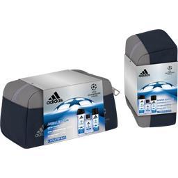 Adidas Eau de toilette + gel douche + déodorant Arena Editi...