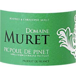 Picpoul de Pinet vin Blanc sec 2017
