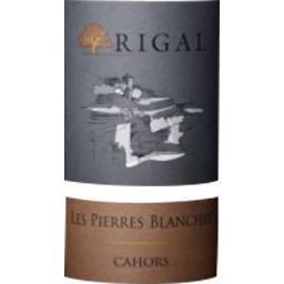 Cahors Les Pierres vin Blanches vin Rouge 2013