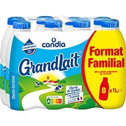 Candia Candia Grandlait - Lait demi-écrémé