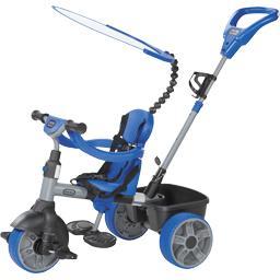 Tricycle évolutif 4 en 1 Basic Edition Blue