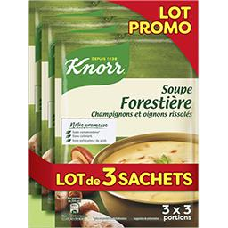 Knorr Soupe forestière
