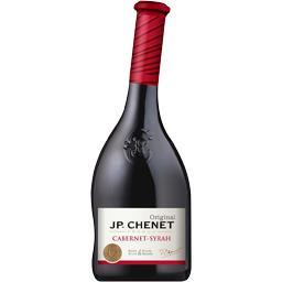Cabernet syrah, vin de pays d'Oc, vin rouge