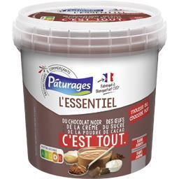 L'Essentiel - Mousse au chocolat noir