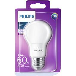 Ampoule LED 7,5W 240V E27