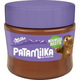 Patamilka, Pâte à tartiner aux noisettes