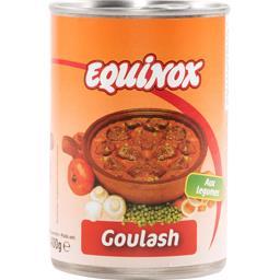 Goulash aux légumes