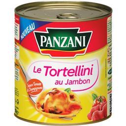 Le Tortellini au ambon sauce tomate & champignons