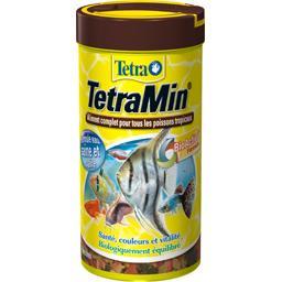 Aliment complet TetraMin pour poissons tropicaux