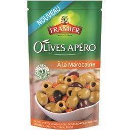 Olives apéro à la marocaine