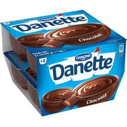 Danette - Crème dessert chocolat