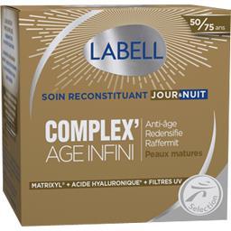 Labell Soin reconstituant jour & nuit Complex' Age Infini le pot de 50 ml