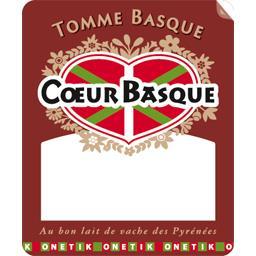 Tomme Cœur Basque