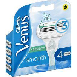 Gillette Vénus - Lames de rasoir pour femme Sensitive Smooth