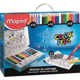 Malette de coloriage Color'Peps