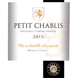 Petit Chablis, vin blanc