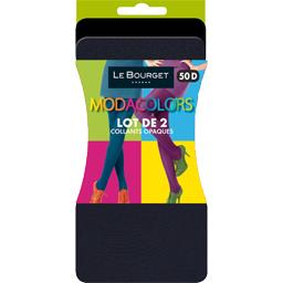 Collants opaques Modacolors T 1/2